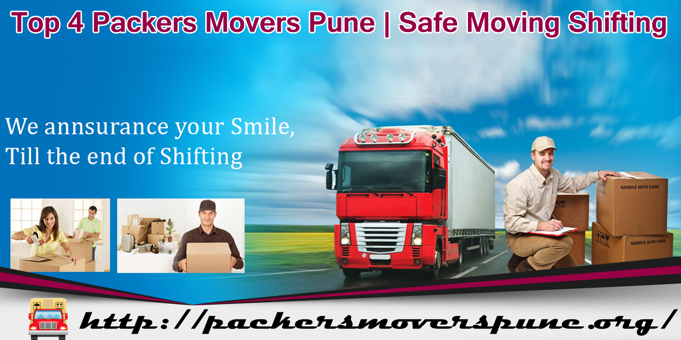 Top And Reliable Packers And Movers Pune